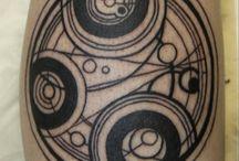 // tattoos / by joan