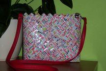 ecoist   bag- kabelky papierove / ecoist  kabelky vyrobene z papiera