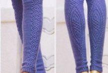 Вязание. Гетры, носки, варежки