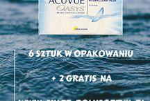 #soczewki #Acuvue / soczewki 2 tygodniowe Acuvue Oasys soczewki w dobrej cenie kup soczewwki