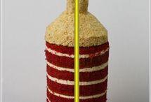 торт бутылка