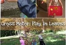In Movimento - giochi senso motori e psicomotricità