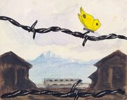 """Shoah Art - Art from and about the Holocaust, memorials and monuments. / """"Al Eileh Ani Bochiya"""" -- """"For These Do I Weep"""""""