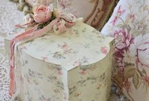 Shabby chic / Vintage look