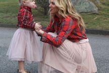 moda madre e hijos