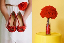 Colour Palette - Reds