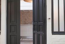 Portes Atulam / Quelques photos de nos réalisations  #atulam #porte #menuiserie #bois