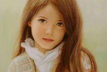 παιδικά πορτρετα