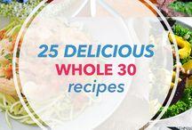 Whole 30! / by Liz Cardozo