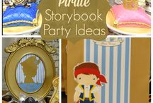 Pirates and Princess Party / by Laura Cochran
