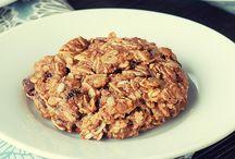 Proteinpulver Kekse oder Kuchen