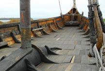 vikingskip båt