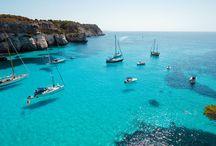Places - Spain - menorca