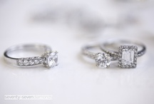 engagement rings / by Doloris Ozley