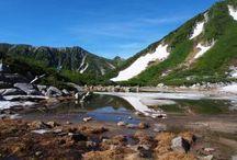 木曽駒ヶ岳(中央アルプス)登山 / 木曽駒ヶ岳の絶景ポイント 中央アルプス登山ルートガイド。Japan Alps mountain climbing route guide