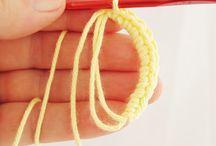 Knit- crochet tutorial