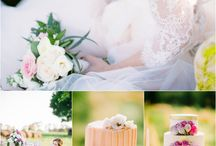 Publications / Published Weddings and Styles Shoots I have been involve in. / by Wedding Hair by Liz