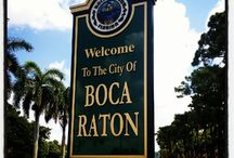 I LOVE Boca Raton / Beautiful areas of Boca Raton. Check out homes for sale at www.SoldBuyAlicia.com