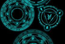 Runes and Symbols
