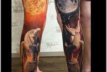 Tatto anubis