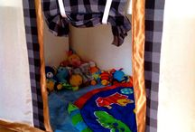 Cottage House Kids Play Tent / Tent for kids / Muhammed'in oyun çadırı,  Cottage House Kids Play Tent, DIY