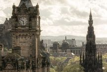 Edinburgh / Photos, travel guides, inpsiration and adivce for visiting Edinburgh