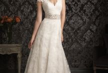 Vintage lace wedding dresses / by Katelin McConnell
