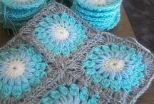 crochet lap throw exhagon