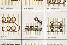 kniting board