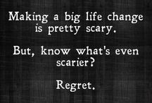 Regret is not a place