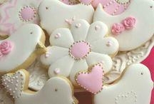 French Garden Cookies