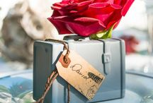 Matrimonio a Tema Viaggi! / Accessori per matrimonio dedicato ad una delle passioni più grandi della vita: VIAGGIARE!