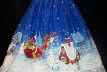 christmas dresses / by Terra Marsh