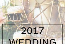 2017 Wedding Food Trends