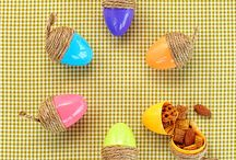 Theme | ACORNS / Lots of acorn activities and crafts for kids!