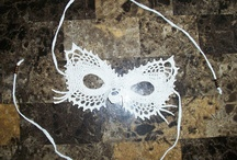 Crochet Masks