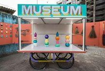 Pop-Up Exhibit or Museum