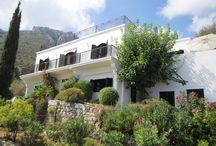 Karmi Properties / Karmi village offers amazing views to the sea and nestles beneath the Besparmak mountains