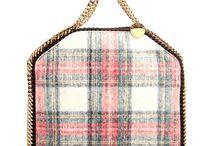 Bags / Earrings look