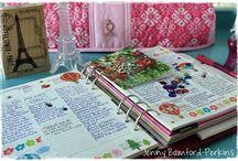 Getting Organized! / Ideas to inspire organization