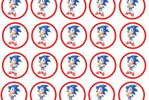 Candy bar Sonic