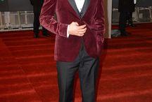 Red Blazer Suit
