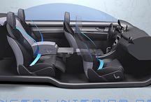 CONCEPT INTERIOR & SEAT DESIGN