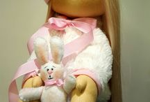 My handmade dolls - MiMa dolls / Handmade dolls