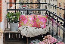 Balcony ideas i love
