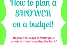 Shower Planning Of All Sorts! / by Ashlee DeWitt