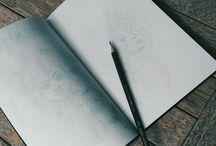 • meus desenhos
