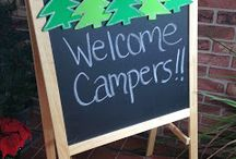 Beaver camp ideas