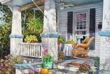 Art: Landscapes - Houses