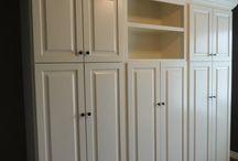 Entryway closet ideas
